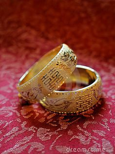 Traditional Chinese Wedding Gold Bangles By Luk Jewellery Dragon Phoenix Pinterest Jewelry And Weddings