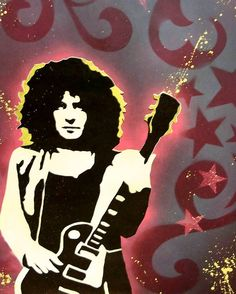 Postcard Set 24 cards MARC BOLAN and T-REX Music Posters Photos Vintage Magazine covers