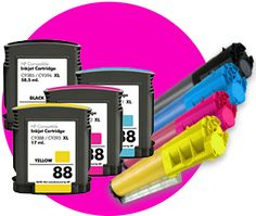 We will provide you the good print quality and life as you expect from the products directly bought from the manufacturers. So, why paying more when you can get ink cartridges at pocket-friendly rates without compromising on the quality? Place your order today!