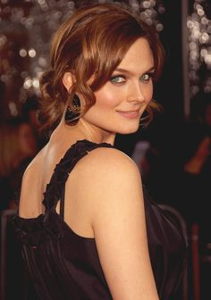 Emily Deschanel - One of My Favorite & Special Guest and Now Krypto Citizen ;)