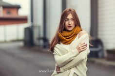 portrait of a girl - www.karolina-wilk.com