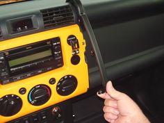 DASH, CONSOLE & DOOR PANELS REMOVAL: Inst. w/ pics   Toyota FJ Cruiser Forum Fj Cruiser Mods, Fj Cruiser Forum, Toyota Fj Cruiser, Land Cruiser, Lifted Ford Trucks, New Trucks, Fj Cruiser Interior, 4x4 Parts, Door Panels