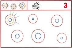 Recursos para el aula: Trazos para educación infantil Diferentes ejercicios para…