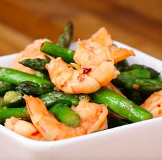 Gimme all the shrimp.