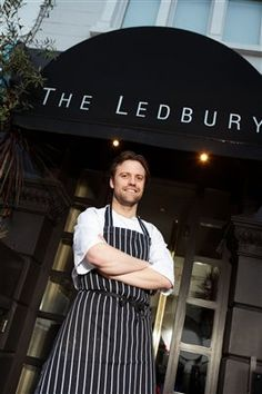 Spent last Friday evening here at The Ledbury in Notting Hill with Mr F for his birthday. Wonderful evening with this great chef doing the cooking! Notting Hill, Graham, Restaurants, Bucket, Shops, Friday, London, Bar, Cooking
