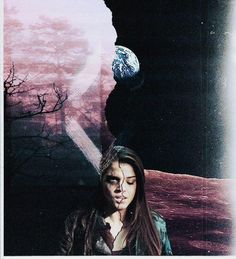 ◄The 100 - Octavia Blake ► this is amazing fan art