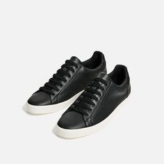 Image 7 of MICRO-PERFORATED SNEAKERS from Zara