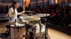 Gear talk with Anika Nilles - t.blog #thomann #gear #set #drums