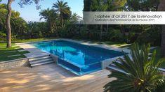 Construction de piscines en France par l'Esprit Piscine