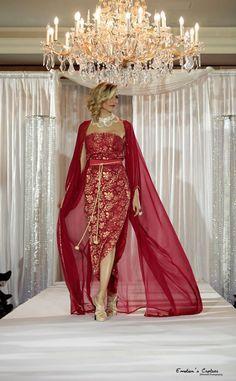 La collection printemps/été 2015 de Mirage Couture