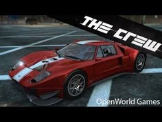 The Crew | Ford GT Gameplay |  Circuit Spec, Crumple Zone | Gameplays In...