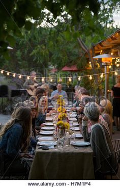 Image result for harvest table outdoor friends