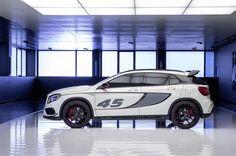 2013 Mercedes-Benz GLA45 AMG Concept Image