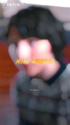 Mike wheeler