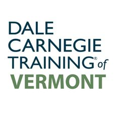I believe in continuing education and training. I self fund my continued leadership training with the Dale Carnegie school in Vermont.