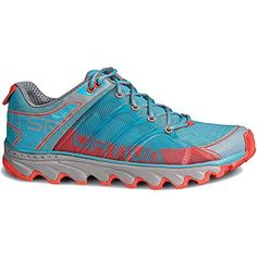 Cool La Sportiva Helios Shoe - Women's Ice Blue / Coral 40 Climbing Shoes, Coral Blue, Hiking Boots, Sneakers, Nice, Fashion, Tennis, Moda, Slippers