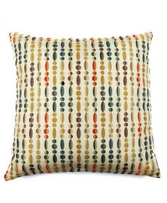 Bali Pillow Cover Front View