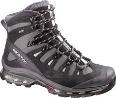 The product Salomon Quest 2 GTX falls into the Gore-tex category. Order the Salomon Quest 2 GTX now at OutdoorXL. Worldwide delivery with Track & Trace Code, 7 days a week customer support during the opening hours of the OutdoorXL store. Gore Tex Hiking Boots, Best Hiking Boots, Hiking Shoes, Salomon Trail Running Shoes, Trail Shoes, Mens Walking Boots, Hiking Boot Reviews, Backpacking Boots, 3d Mesh