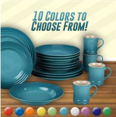 ENTER TO WIN A Le Cruset Dishes FOR SUMMER--->>