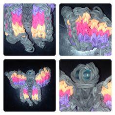 Rainbow Loom Butterfly