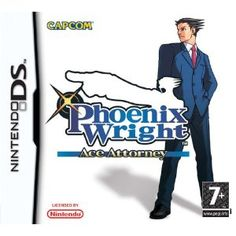Phoenix Wright: Ace Attorney. Actually any ace attorney game that has ever come out. I fell in love with these games and have them all