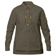 Fjällräven Anorak Shirt No 1 buy and offers on Trekkinn a76b2e022ae8