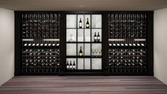Cable Wine System Wine Cellar by Papro Consulting 31