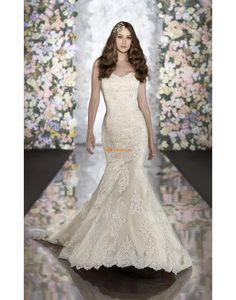 MagBridal Bridal Dresses Online,Wedding Dresses Ball Gown, gorgeous satin tulle trumpet sweetheart neckline wedding dress with beaded lace appliques Dresses 2013, Formal Dresses For Weddings, Wedding Dresses Photos, Wedding Dress Styles, Bridal Dresses, Wedding Gowns, Formal Wedding, Ivory Wedding, Tulle Wedding
