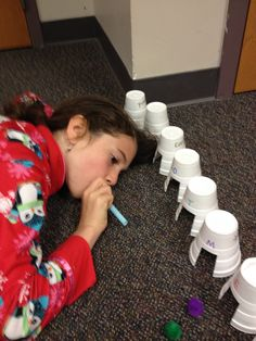 I absolutely love this activity I created in a pinch one day and it has since become a favorite of my students. This activity has the added benefit of potentially helping students to calm down. Man...