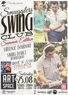 Smugglers Swing Club Summer Edition