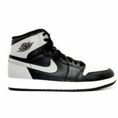 new arrival 3d4ce ffe0f Air Jordan 1 Retro High OG 555088-014 Black Grey Discount Jordans, Cheap  Jordans