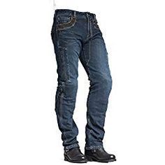 Looking for the best affordable motorcycle jeans? Check out each one of these motorcycle pants, and get yourself some true denim for motorcycle riders. Kevlar Jeans, Kevlar Motorcycle Jeans, Motorcycle Riding Pants, Biker Pants, Jeans Pants, Korean Products, Korean Fashion Trends, Best Jeans, Casual Jeans