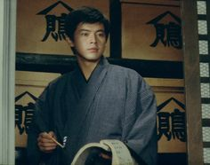 Tomokazu Miura(三浦友和)/ 春琴抄