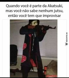 esse é meu jeito ninja.