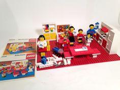 Vintage Lego Kitchen And Bedroom Set #5233 #269  Vintage 70's  | eBay