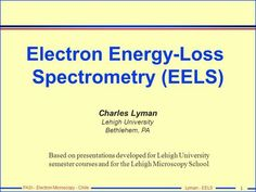 The Bohr model of an atom The radium r n of the orbit of quantum number n is To calculate ionization energy of lowest energy electron Physical Principles of Electron Microscopy by R. Bohr Model, Atom Model, Physics, Presentation, Physique