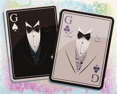 Gay Wedding игральные карты