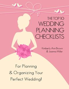 Here's a book offering the Top 10 Wedding Planning Checklists! Get it now on Amazon! #Wedding #Checklist #Bride #BrideToBe #Engaged