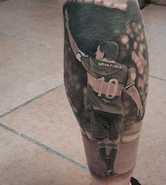 Soccer Tattoos, S Tattoo, Tatoos, Roman, Christian, Piercing Tattoo, Chef Tattoo, Christians
