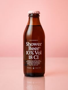 Shower Beer by Snask. #packaging #craftbeer