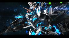 Gundam Unicorn  FA_UNICORN by ~henry1025 on deviantART