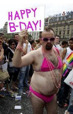 Happy Birthday Sexy