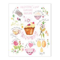 Love cupcake recipe