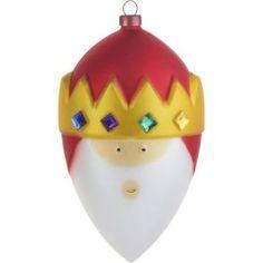 Alessi Amj13 2 Madonna Christmas Ornament