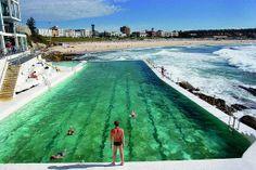 Australia's best beaches ... Bondi Beach, NSW.