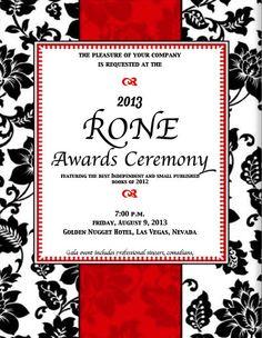 2013 RONE Awards Ceremony