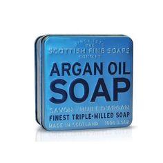 Argan Oil - Soap in a Tin www.ruthgreta.se