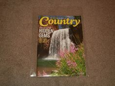 COUNTRY Magazine The Land and Life We Love (Magazine,Bimonthly,June/July 2015)