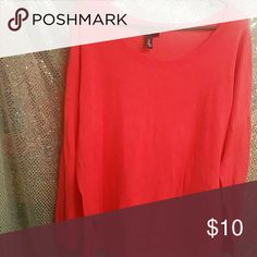 Gap oversized plus new peachy deep color xl wmns Nw has the oversized longer n bck fits a 18/20 so soft GAP Sweaters Cardigans