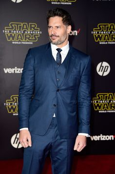 Joe Manganiello Photos: Premiere 'Star Wars: The Force Awakens' - Arrivals